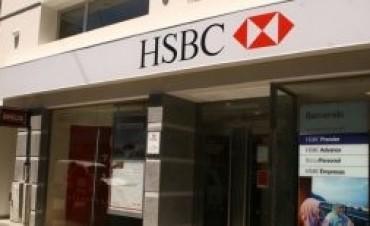 La Justicia allanó la sede central del HSBC