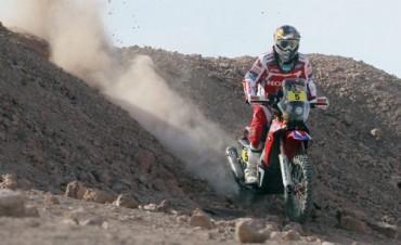El Dakar 2015 entró en su etapa definitoria