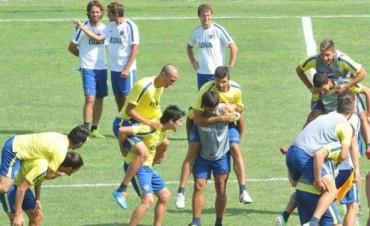 Boca ganó un amistoso en Tandil