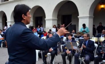 Musicarte presenta esta tarde un concierto al aire libre y para toda la familia