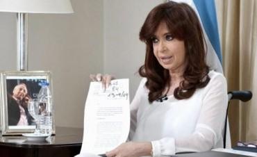 Cristina Disuelven la ex SIDE