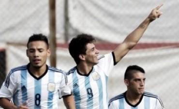 Argentina ganó en el Sub 20 en Uruguay