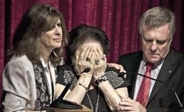 La comunidad judía cuestionó al Gobierno al evocar el Holocausto