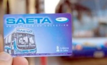 Comienza el período de emisión y renovación de la tarjeta SAETA estudiantil