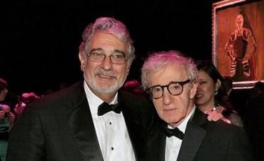 Woody Allen vuelve a la ópera: ahora dirige a Plácido Domingo
