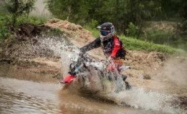 Dakar: Benavides ganò una etapa de  motos