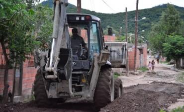 Canal Tinkunaku: Ya se retiraron más de 60 tonelada de basura