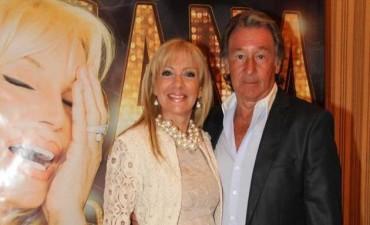 Murió el marido de Susana Roccasalvo
