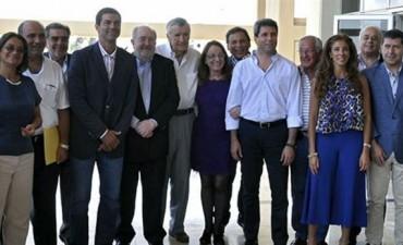 Los gobernadores del PJ que reclamaron más coparticipación