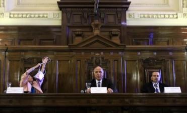 El Gobierno por ahora no va ampliar la Corte