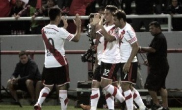 River Plate venció a San Lorenzo