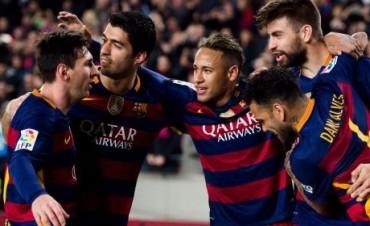 Barcelona le gano 3-1 al Atletic