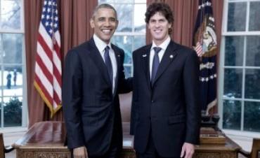 Martín Lousteau contó la intimidad del encuentro que mantuvo con Obama