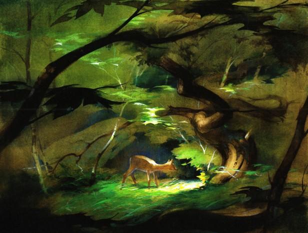 Muere creador dibujo animado bambi