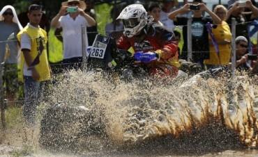 Rally Dakar 2017: el cordobés Pablo Copetti ganó la segunda etapa y es líder de la general