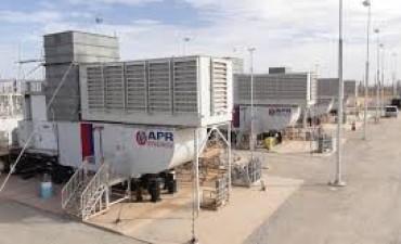 Energía mòvil: Alianza estratégica  APR Energy y GE