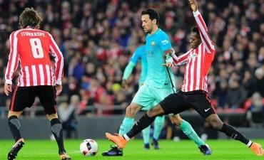 Copa del Rey: Barcelona perdiò ante Athletic Bilbao