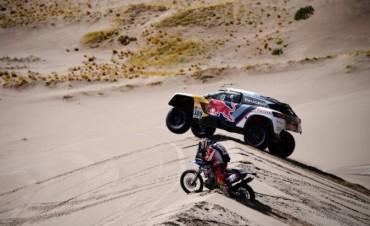 Se anuló el segundo tramo cronometrado de la quinta etapa del Dakar 2017