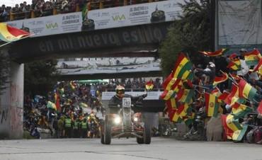 Dakar 2017: desde el lunes buscará completar la travesía La Paz hacia Buenos Aires