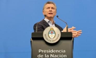Macri citará a los gobernadores para avanzar obligatoriamente en un nuevo esquema fiscal