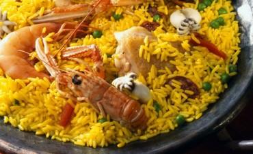 El arroz es el príncipe de los alimentos