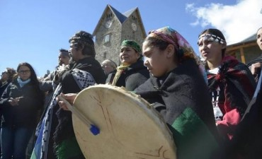 La represiòn a los Mapuches causa inquietud en la Rosada