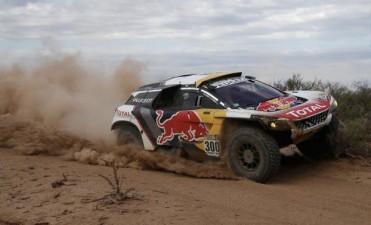 Peterhansel:un ganador serial en el Dakar: logró su 13er título en el rally