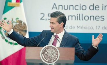 Trump amenaza con cancelar la reunión con Peña Nieto si México no paga el muro