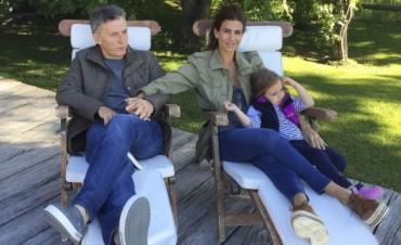 Macri pasará el fin de semana junto a su familia en Chapadmalal