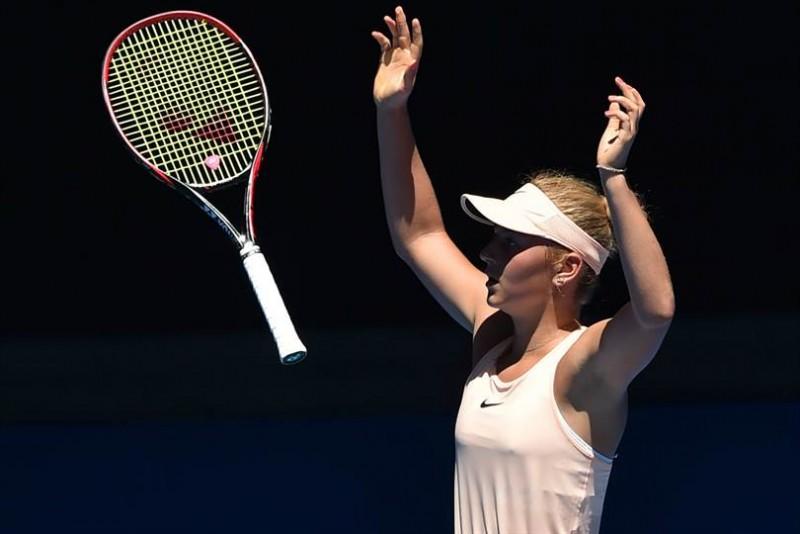 Open Australia: Marta Kostyuk triunfa como la jugadora más joven
