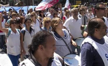 Docentes privados de la Ciudad de Buenos Aires recalientan primera paritaria del año