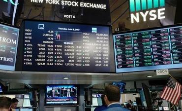Wall Street empieza 2018 con nuevos máximos del Nasdaq y el S&P