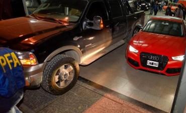 46 autos de ex funcionarios K procesados pasaron bajo control del Estado