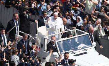 Las organizaciones piqueteras tienen un lugar privilegiado para ver al Papa