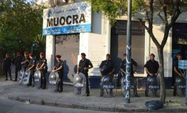 UOCRA: Detienen dirigentes de la construcción en Bahía Blanca