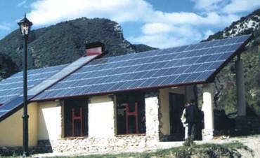 Instalará  microplanta solar para proveer energía eléctrica a pequeños productores