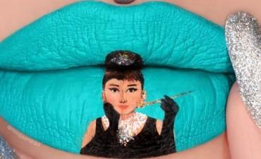 ¡Mirá esta nueva tendencia para labios!