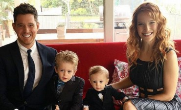Lopilato y Michael Bublé ¡esperan un bebé!