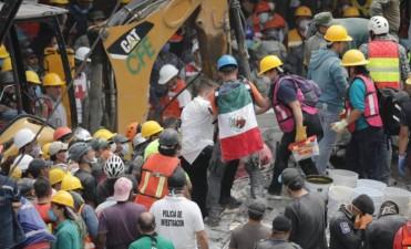 México se enfrenta a la reconstrucción