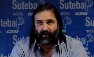 Baradel: El líder de Suteba anticipó que recurrirá a la OIT