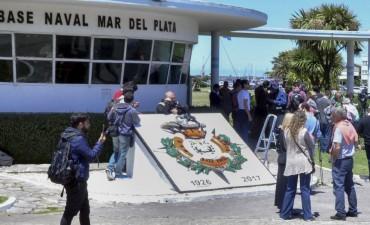 Allanan la Base Naval Mar del Plata