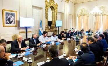 Macri en la reunión de Gabinete expreso que Moyano defiende sus privilegios del pasado