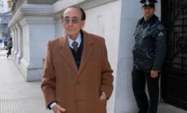 Carlos Fayt contestó las críticas por parte de Aníbal Fernández