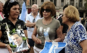 Desde el norte hasta el sur, el interior hizo oír su reclamo por Nisman