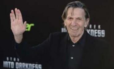 Adiós a Leonard Nimoy, el mítico señor Spock de