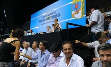 Sin la Campora quedo conformada la Junta Electoral del Partido Justicialista