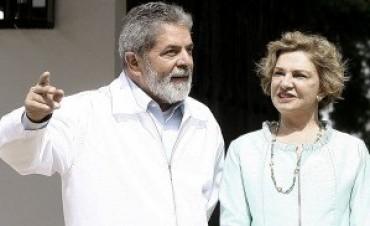 Falleció la esposa del ex presidente Lula