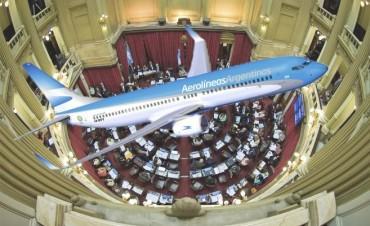 El 45% de los senadores viajó al exterior en 2016