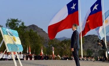 Mauricio Macri se reunió con Michelle Bachelet antes del acto conmemorativo de la batalla de Chacabuco