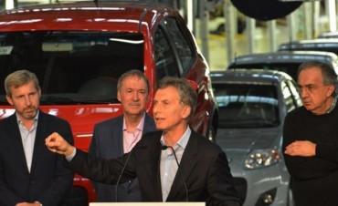Macri instó a crecer el país ha recuperado una herramienta fundamental: El trabajo